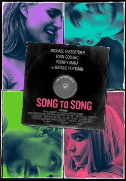 Song to Song Poster
