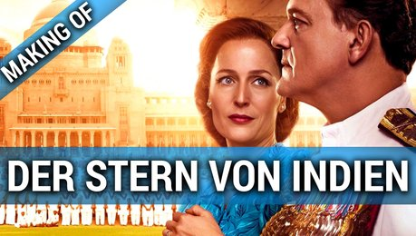 Der Stern von Indien - Making Of (Mini) Poster