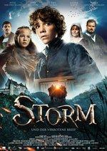 Storm und der verbotene Brief Poster