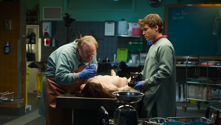 The Autopsy of Jane Doe - Trailer Deutsch Poster
