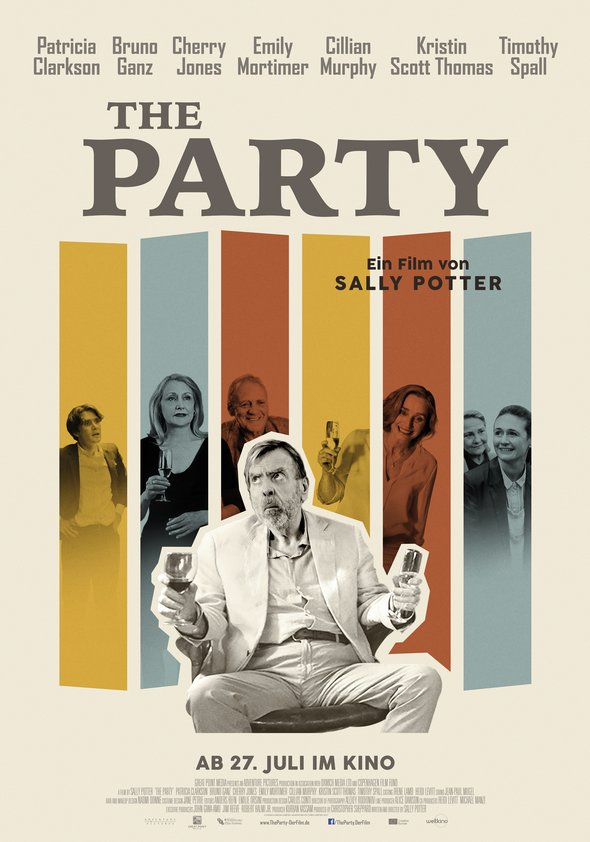 Plakat: The Party