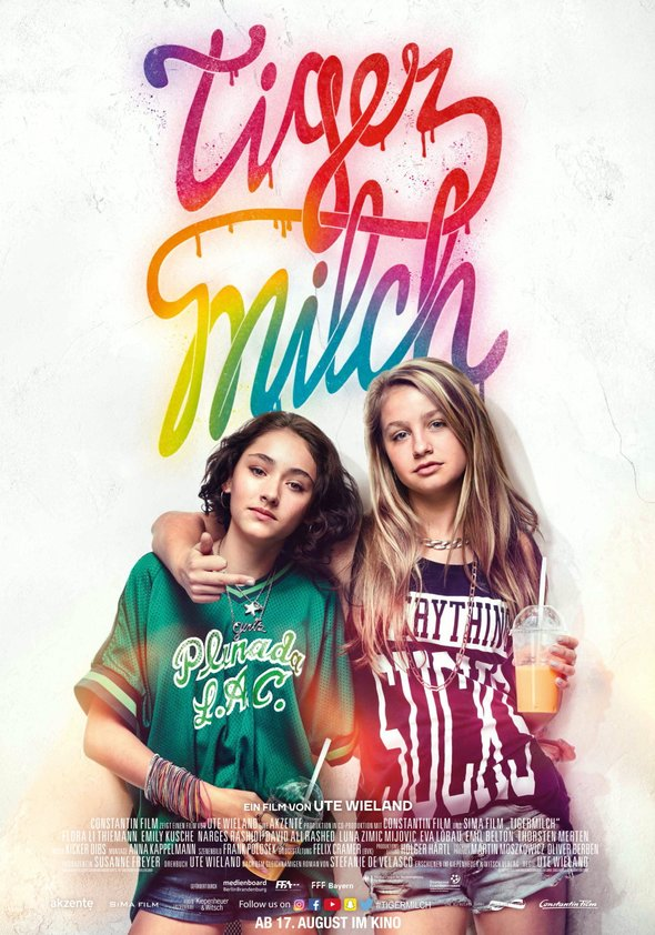 Tigermilch Poster