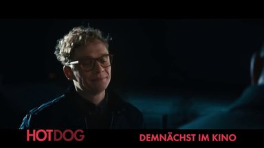 Hot Dog Trailer