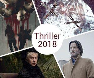 Die 11 besten Thriller 2018: Gänsehaut garantiert
