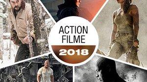 Die 15 besten Actionfilme 2018: Mit Hochspannung ins neue Jahr
