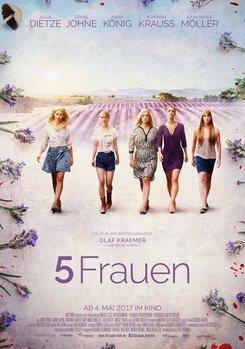5 Frauen