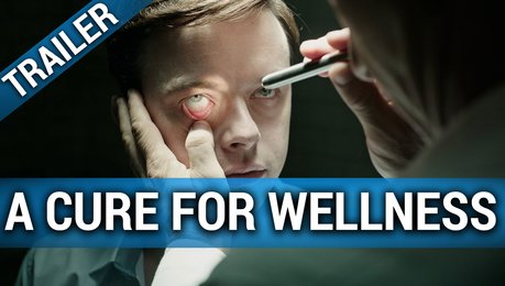 A cure for wellness trailer-2 deutsch.mov Poster