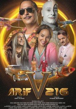 Arif V 216 Poster