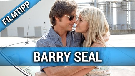 Barry Seal - Featurette - The Real Barry Seal Poster