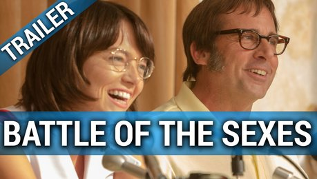 Battle of the Sexes - Trailer Deutsch Poster