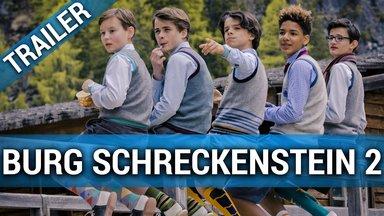 Burg Schreckenstein 2 Trailer