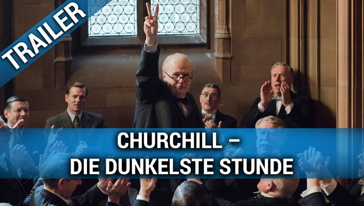 Churchill - Die dunkelste Stunde - Trailer 2 Poster