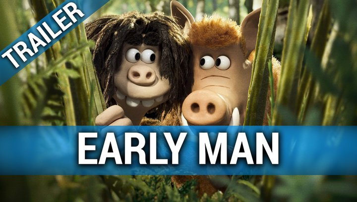 Early Man - Steinzeit bereit - Trailer Poster
