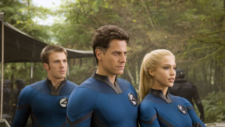 Fantastic Four - Rise of the Silver Surfer - Schlecht gelaufen: Diese 10 Schauspieler hassen ihre eigenen Filme (#9) Poster