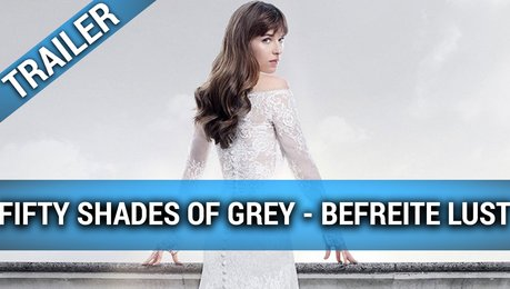 Fifty Shades of Grey - Befreite Lust - Trailer Poster