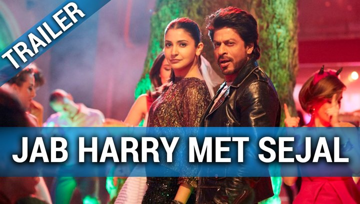 Jab Harry Met Sejal - Trailer 1 Deutsch Poster