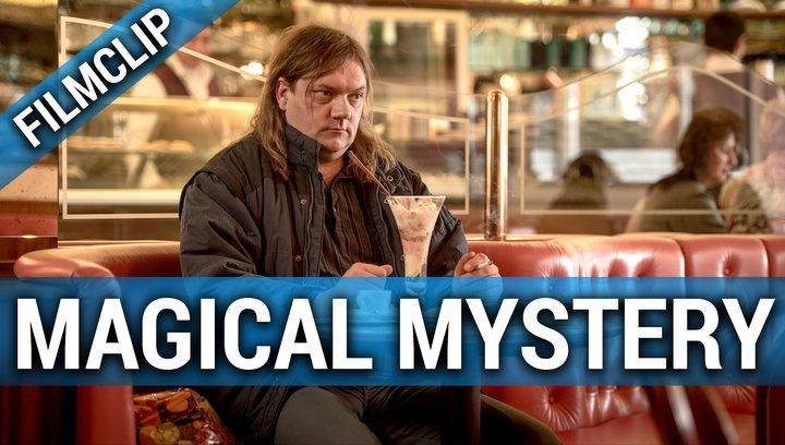 Magical Mystery - Clip 2 - Charlie im Eiscafé Poster