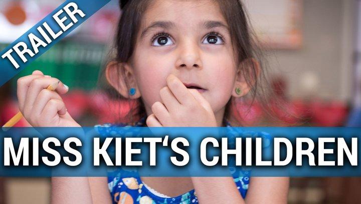 Miss Kiet's Children - Trailer Deutsch Poster