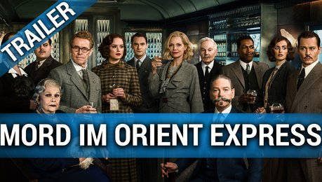 Mord im Orient Express - Trailer 2 Poster