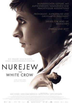 Nurejew – The White Crow Poster