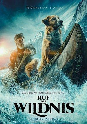 Plakat: RUF DER WILDNIS