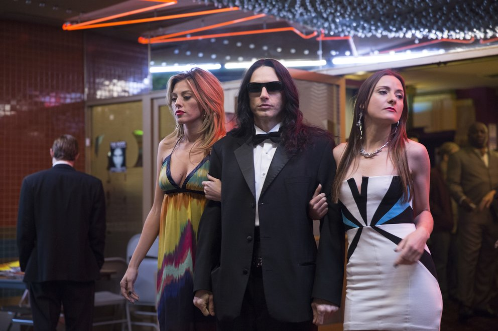 "James Franco als selbsternannter Superstar Tommy Wiseau in ""The Disaster Artist"" © Warner Bros © Warner Bros"
