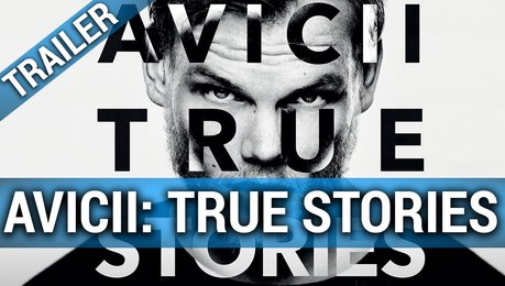 Avicii: True Stories - Trailer Poster
