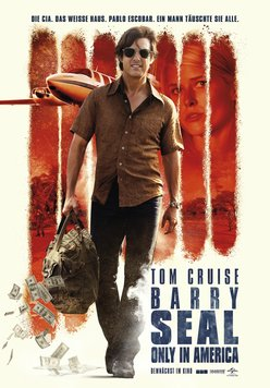 Barry Seal - Only in America Poster