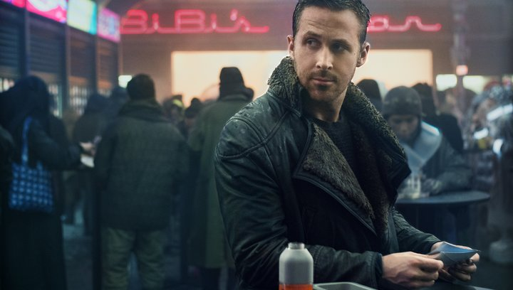 Blade Runner 2049 - Internationaler TV Spot Deutsch Poster
