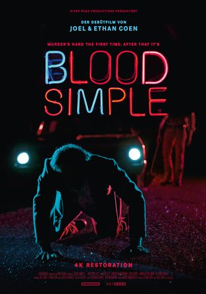 Blood Simple - Director's Cut Poster