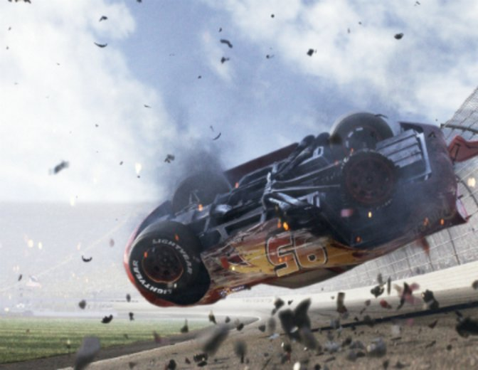 """Cars 3"" von Pixar"
