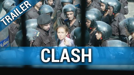 Clash - Trailer Deutsch Poster