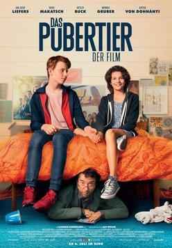 Das Pubertier - Der Film Poster