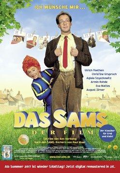 Das Sams - Der Film Poster