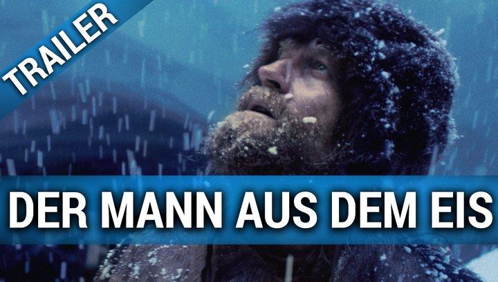 Der Mann aus dem Eis - Trailer Poster
