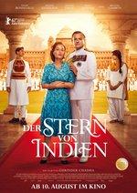 Der Stern von Indien Poster