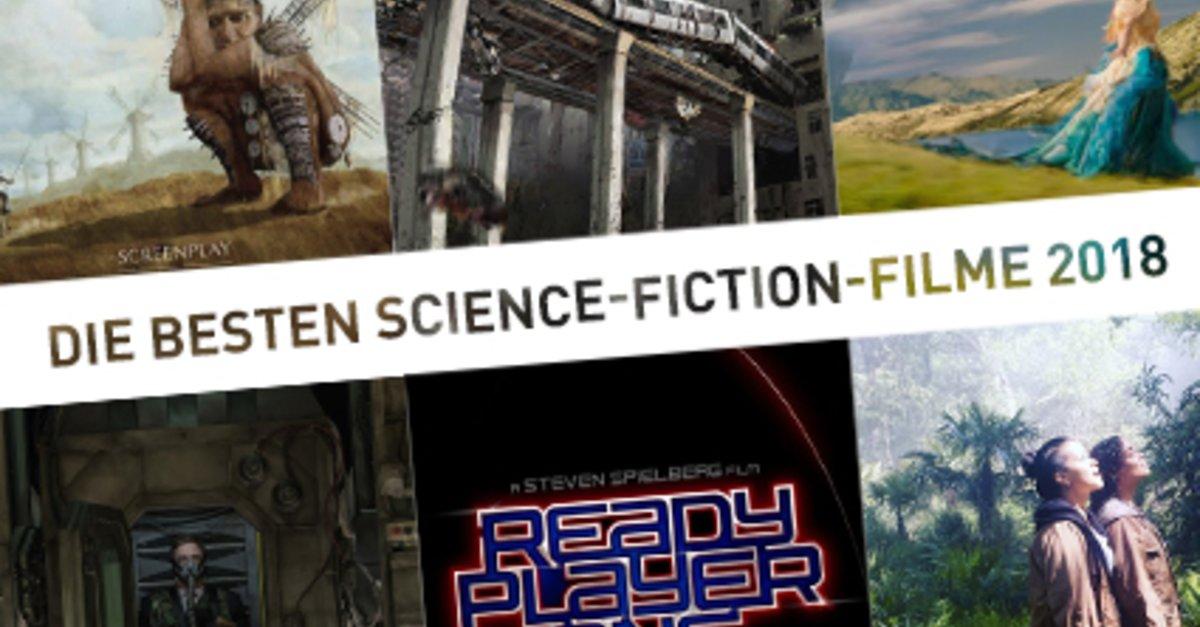 die 9 besten science fiction filme 2018 mit trailer. Black Bedroom Furniture Sets. Home Design Ideas