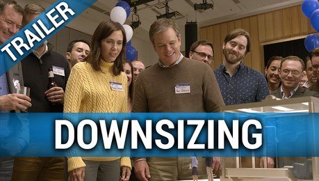 Downsizing - Trailer Poster