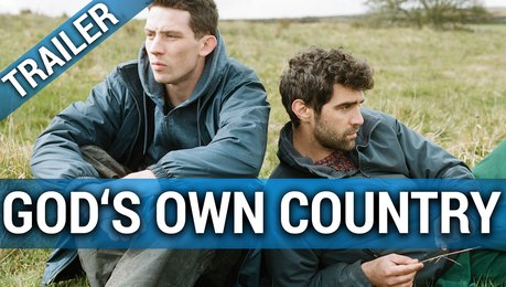 God's Own Country - Trailer Poster