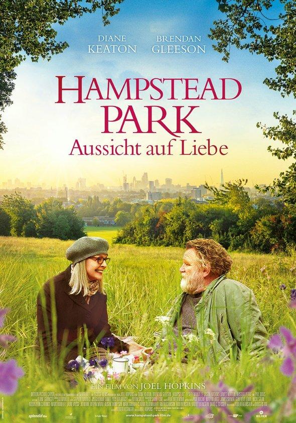 Plakat: Hamstead Park - Aussicht auf Liebe