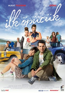 Ilk Öpücük - First Kiss Poster