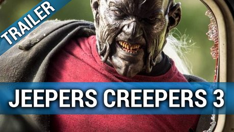 Jeepers Creepers 3 - Trailer Englisch Poster