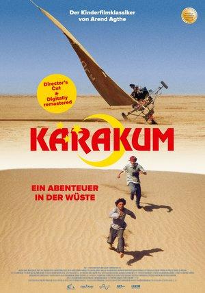 Karakum - Ein Abenteuer in der Wüste Poster