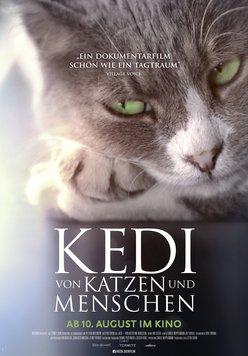 Kedi - Von Katzen und Menschen Poster