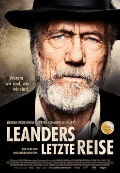 Leanders letzte Reise Poster