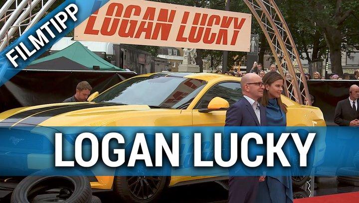 Logan Lucky - Filmtipp Poster