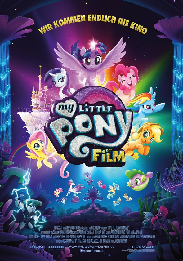 Plakat: my Little Pony