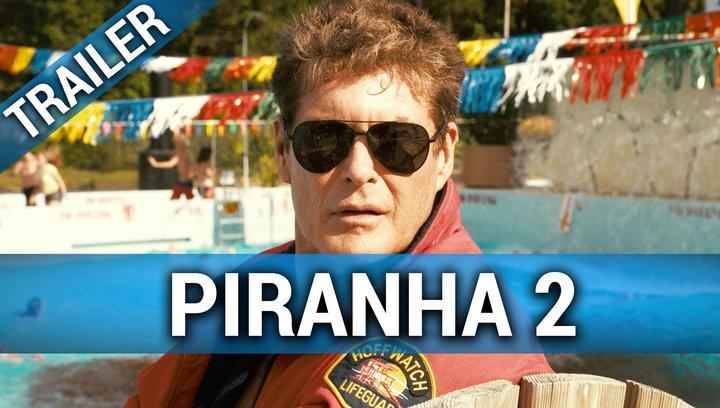 Piranha 3DD - OV-Trailer Poster