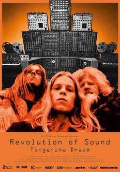 Revolution of Sound. Tangerine Dream Poster