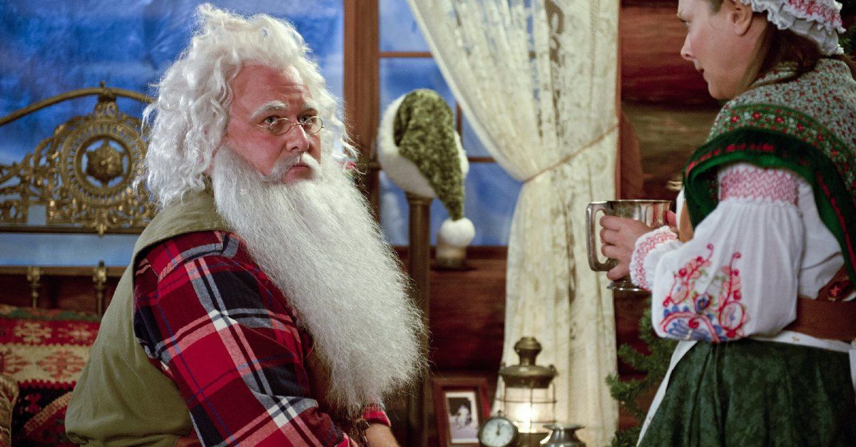 Santa & Mrs. Claus Stream